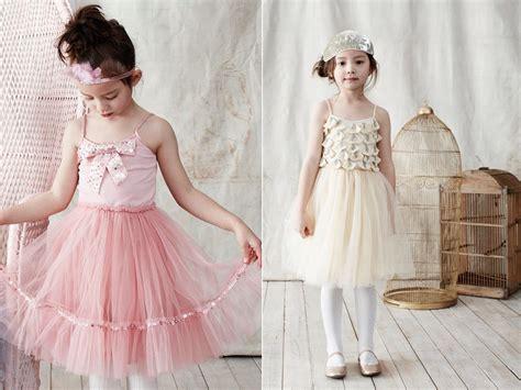 tulle flower girl dresses romantic wedding style onewedcom