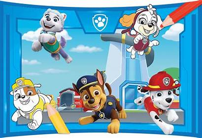 Patrol Paw Nickelodeon International Competition Colour Launches