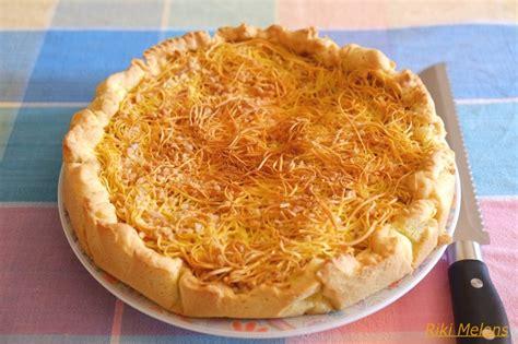 Torta Tagliatelle Mantovana by Ricetta Torta Di Tagliatelle Sapori Ferraresi