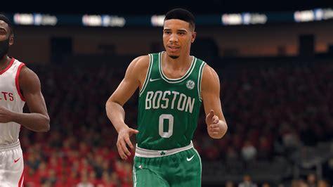 NBA Live 18 Demo Roster Updated; Rockets & Celtics Added ...