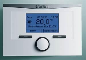 Calormatic Vrt 350 : vrt 350 vrt 350f kablosuz vaillant ~ Frokenaadalensverden.com Haus und Dekorationen