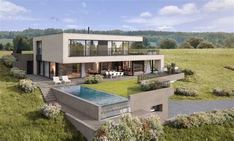 Moderne Häuser Zu Verkaufen by Neubau Moderne Einfamilienh 228 User In Jonen Haus A