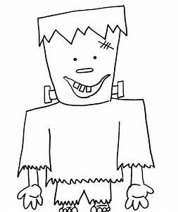 Dessin A Faire Sois Meme : 1001 id es dessin halloween facile des cr atures port e de mine ~ Melissatoandfro.com Idées de Décoration