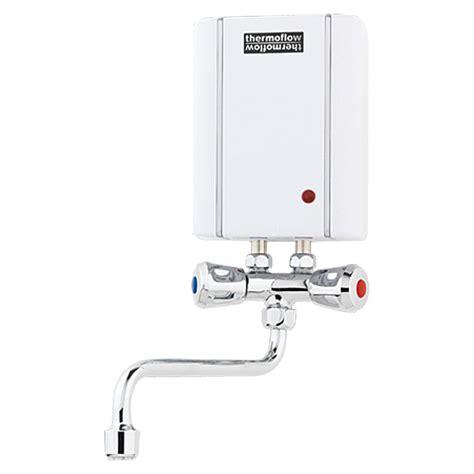 thermoflow kleindurchlauferhitzer elex 3 5 mit armatur 3