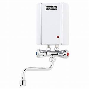 Armatur Für Durchlauferhitzer : thermoflow kleindurchlauferhitzer elex 3 5 mit armatur w 2 l min bei 25 c 4088 ~ Orissabook.com Haus und Dekorationen