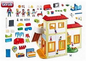 Playmobil Sunshine Preschool Play Set