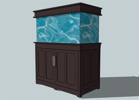 idvw design building   gallon aquarium cabinet