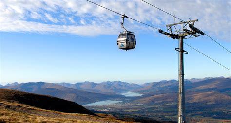 nevis range mountain experience aonach mor gondola family days out