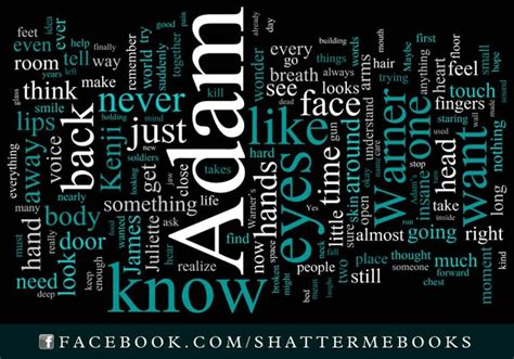 Review Destroy Me Shatter Me 15 By Tahereh Mafi