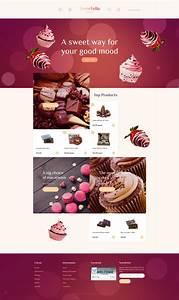 Sweets Online De : sweets opencart template ~ Markanthonyermac.com Haus und Dekorationen