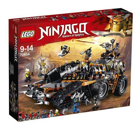 70654 LEGO® Ninjago Dīzeļnauts, no 9 līdz 14 gadiem NEW ...