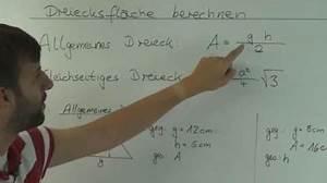 Dreiecksfläche Berechnen : dreiecksfl che berechnen mathehilfe24 ~ Themetempest.com Abrechnung
