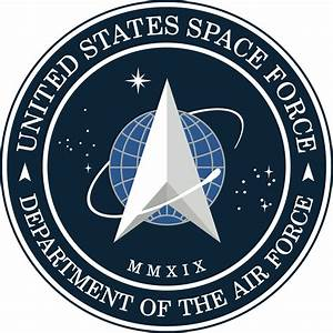 Seal Of The United States Space Force