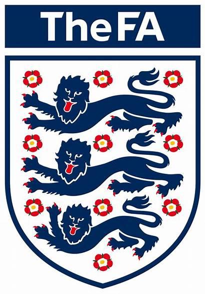 Football Association Fa Wikipedia 2009 Crest Svg