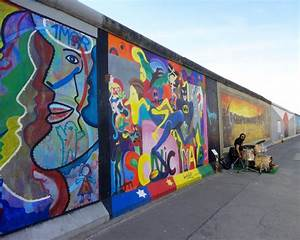 The berlin wall eastside gallery photo essay the for Berlin wall art