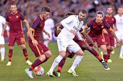 AS Roma vs Real Madrid: Preview, TV Channel Info, Team ...
