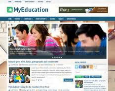 myeducation blogger template blogger templates
