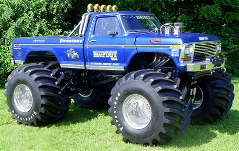 bigfoot monster truck bigfoot is real and it 39 ll appear at the atlanta motorama