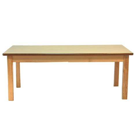 a childsupply rectangular activity table classroom