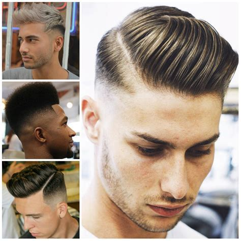 Men's Hairstyles and Haircuts for 2017