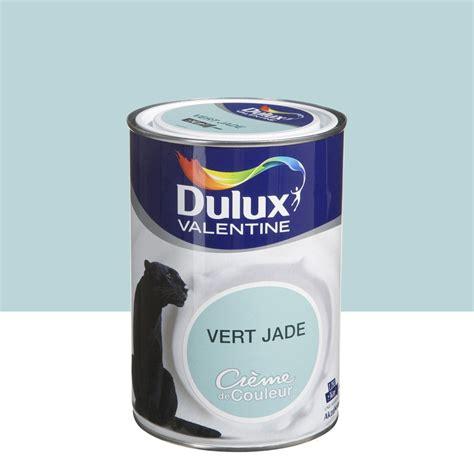 dulux cuisine peinture vert jade dulux crème de couleur 1 25 l