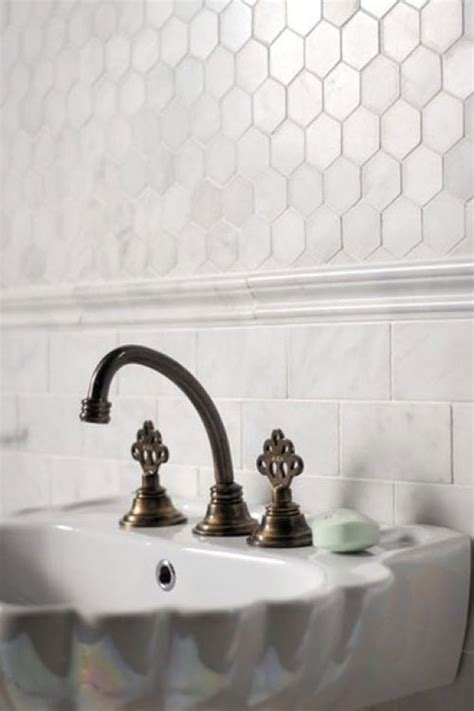 hexagon tiles bathroom 28 images hexagon tile floors