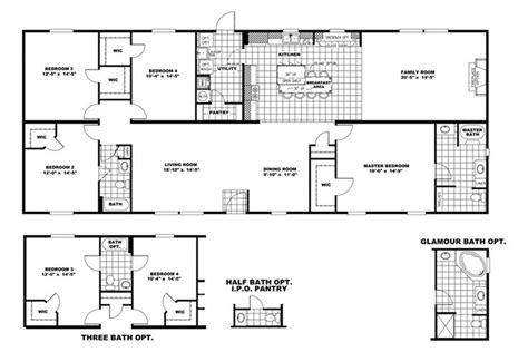 45 best images about mobile home plans on oakwood homes home and lifestyle