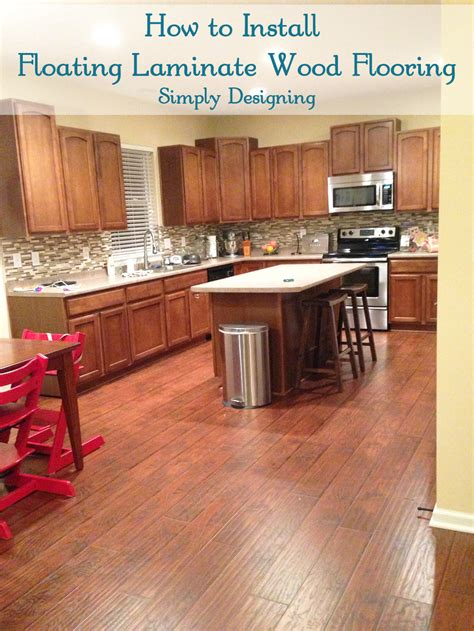 Installing Laminate Floors In Kitchen by Laminate Flooring How To Install Laminate Flooring Kitchen