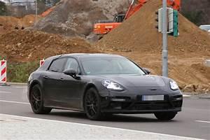 Porsche Panamera Break : porsche panamera shooting brake coming in 2017 ~ Gottalentnigeria.com Avis de Voitures