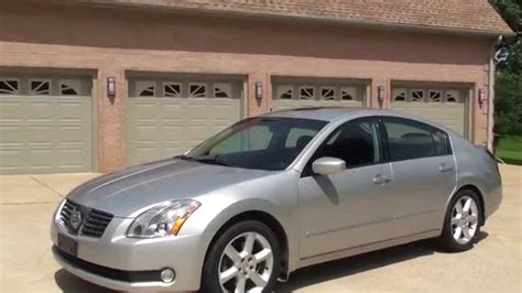 Hd Video 2006 Nissan Maxima 3 5 Se V6 Low Miles Used For
