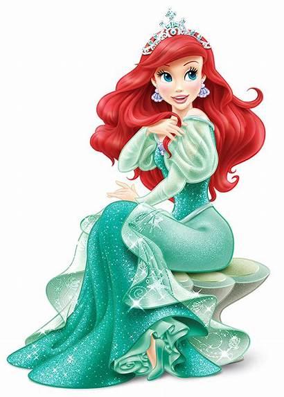 Ariel Disney Princesses Princess Mermaid Characters Aurora