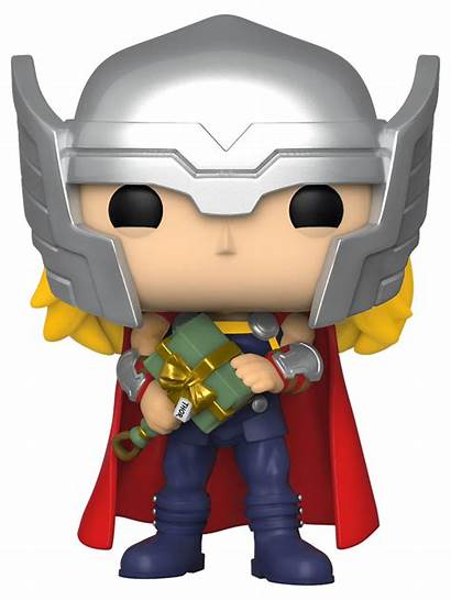 Funko Marvel Pop Thor Holiday Collector Corps