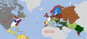 The Map of Europe for ETW