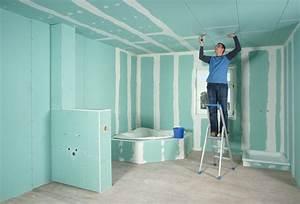 Decke Verkleiden Möglichkeiten : gipskartonplatten und ihre spezialeigenschaften ~ Michelbontemps.com Haus und Dekorationen