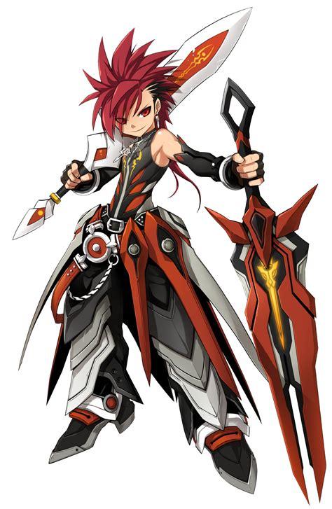 elsword anime character infinity sword elsword 1349646 zerochan