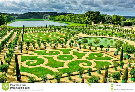 giardini versailles giardini di versailles fotografia stock immagine di