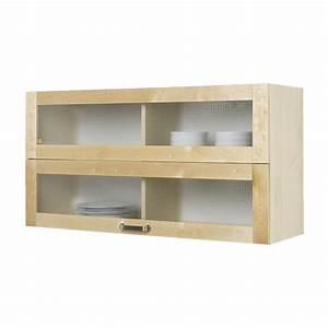 Meuble Mural Ikea : meuble cuisine mural ikea cuisine en image ~ Dallasstarsshop.com Idées de Décoration