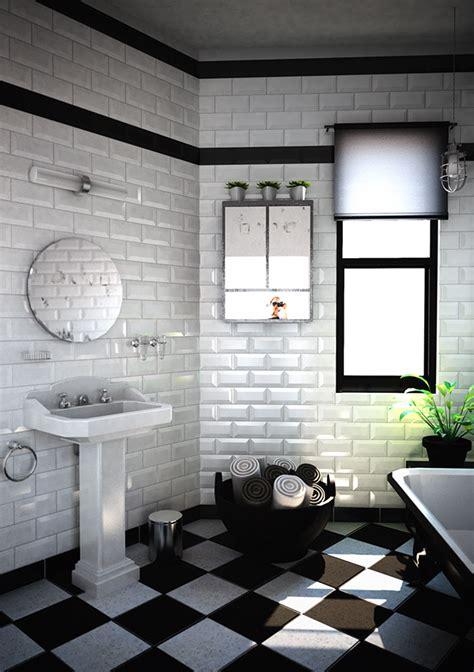 Superbe Decoration Interieur Noir Blanc Gris #2  Salle De