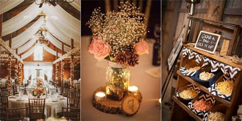 20 Gorgeous Ideas For A Rustic Barn Wedding