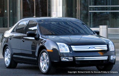 2006 Ford Fusion Mpg by 2006 Ford Fusion Se Sedan Review