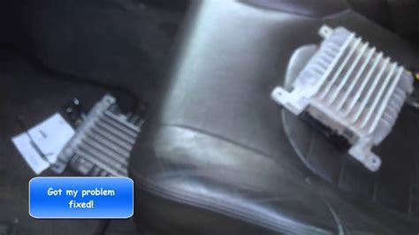 nissan pathfinder   fix stereo  radio