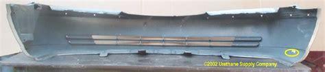 1998 2003 lincoln continental fwd front bumper cover bumper megastore