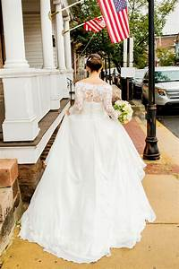 3 common alterations for a strapless wedding dress wos With wedding dress alterations nyc