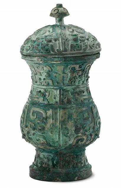 Wine Cup Ritual Ancient Zhi China Chinese