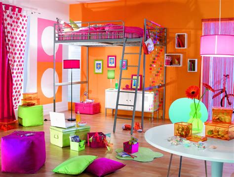 chambre ado fille avec lit mezzanine decoration chambre fille avec lit mezzanine paihhi com