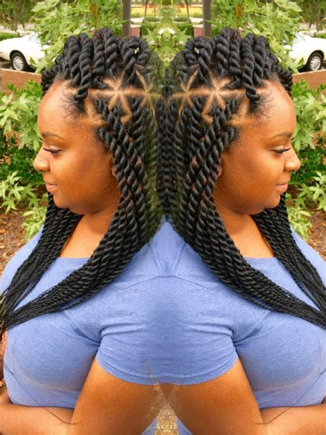 pin  black hair information coils media   braids