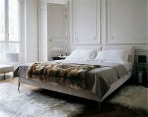 Grand Tapis Chambre : chambre coucher masculine en une trentaine d 39 exemples en images ~ Teatrodelosmanantiales.com Idées de Décoration