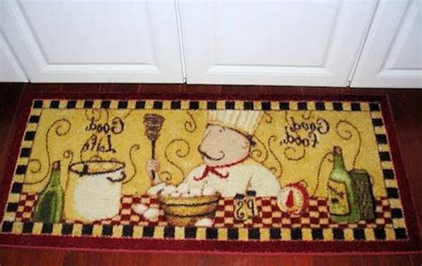 chef kitchen floor mats kitchen wonderful best kitchen rugs for your home best 5363