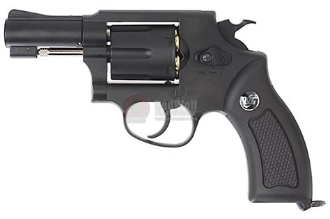 gun heaven wingun 731 sheriff m36 2 5 inch co2 revolver