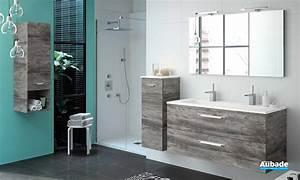 Meuble De Salle De Bain Solde : aubade meuble salle de bain meuble pour vasque salle de ~ Teatrodelosmanantiales.com Idées de Décoration